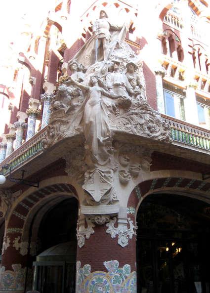 Palacio de la Música Catalana