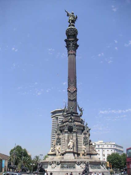 Monumento a Colón (Barcelona)