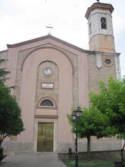 Iglesia de Santa Magdalena de Pulpis