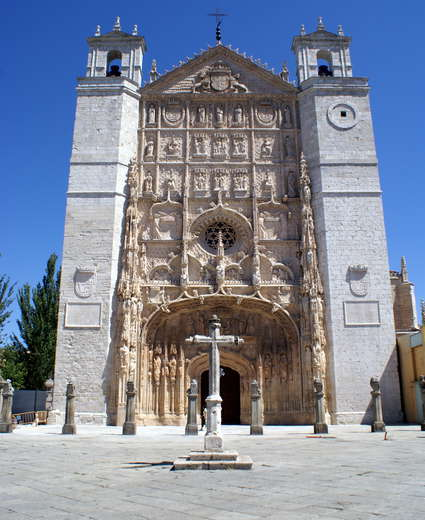 Iglesia conventual de San Pablo (Valladolid)
