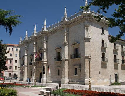 Palacio de Santa Cruz (Valladolid)