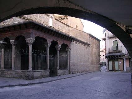 Catedral de San Pedro de Jaca
