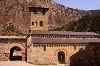 Monasterio de Santa María de Alaón -