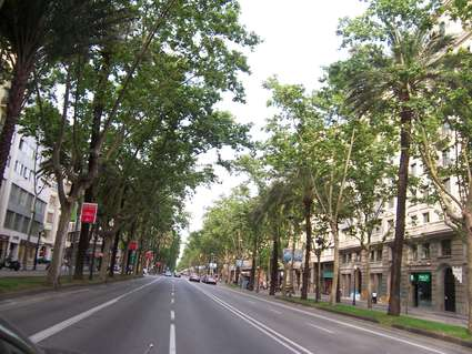 Avenida Diagonal (Barcelona)