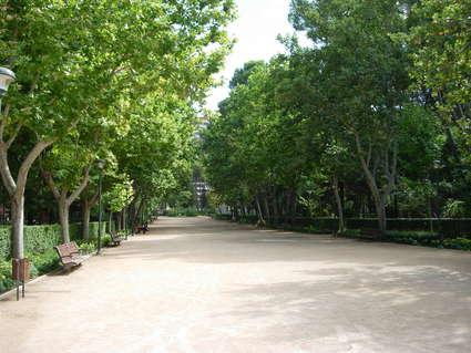 Parque de Abelardo Sánchez