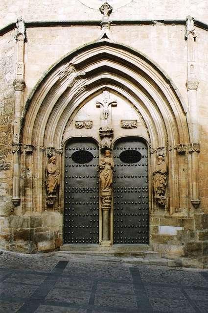 Iglesia Arciprestal de Santa María del Salvador (Chinchilla de Montearagón)