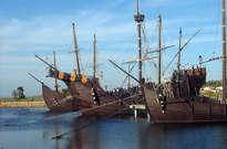 Muelle de las Carabelas -
