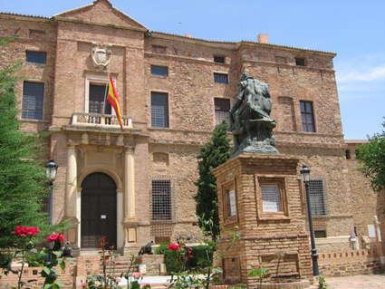 Palacio del Marqués de Santa Cruz (Viso)