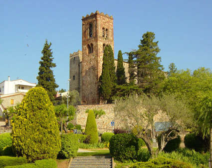 Sant Pere de Vilamajor