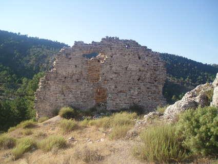 Castillo de Vegallera