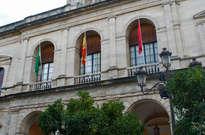 Casa consistorial de Sevilla -