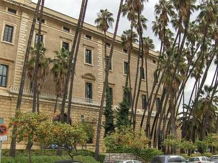 Palacio de la Aduana (Málaga)