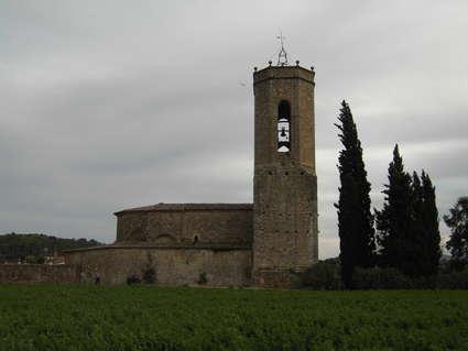 Cruilles, Monells y San Sadurní
