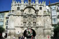 Arco de Santa María -