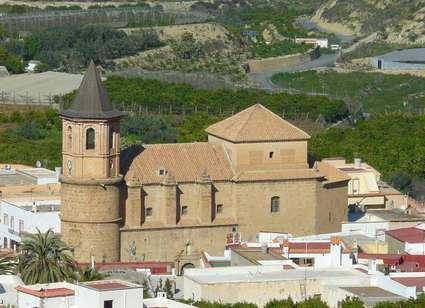 Convento de los Agustinos (Huécija)