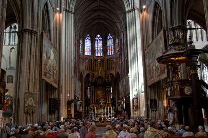 Cathédrale Saint-Sauveur de Bruges