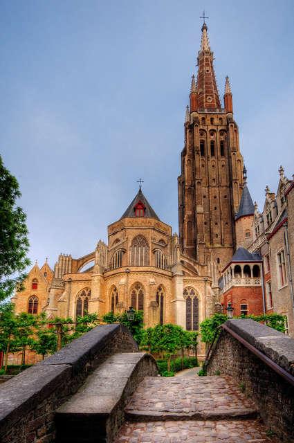 Église Notre-Dame (Bruges)
