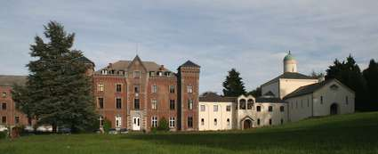 Abbaye de Chevetogne
