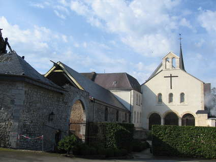 Abbaye Notre-Dame de Saint-Rémy de Rochefort