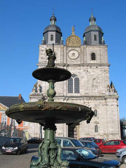 Basilique des Saints-Pierre-et-Paul (Saint-Hubert)