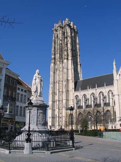Cathédrale Saint-Rombaut de Malines