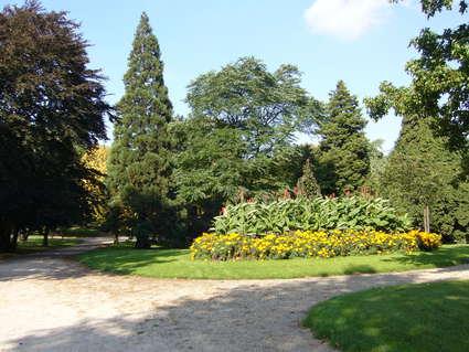Parc communal de Cointe