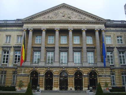 Parlement fédéral belge