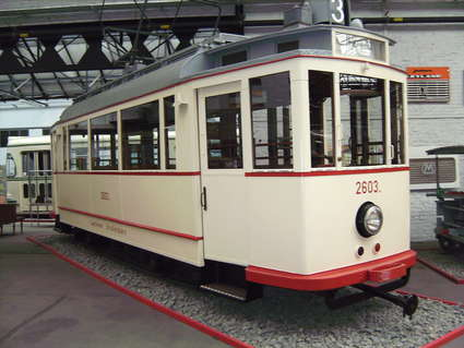 Musée des transports en commun