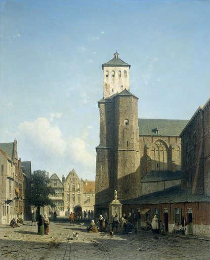 Collégiale Saint-Denis de Liège