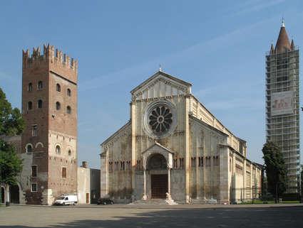 Basilique San Zeno