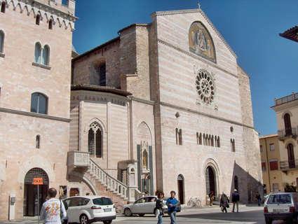 Cathédrale de Foligno