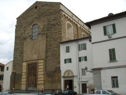 Église Santa Maria del Carmine (Florence)