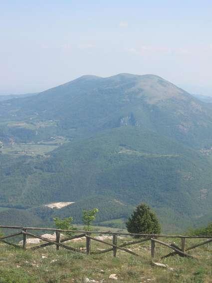 Mont Tezio