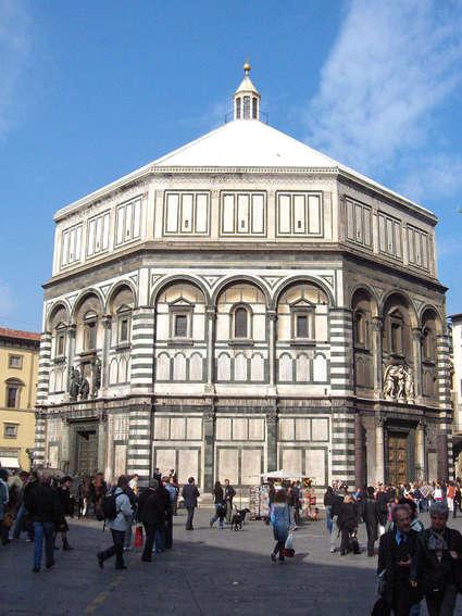 Baptistère Saint-Jean (Florence)
