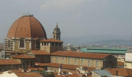 Basilique San Lorenzo de Florence
