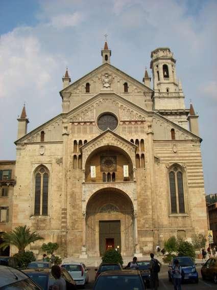 Cathédrale Santa Maria Matricolare de Vérone