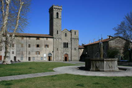 Abbaye San Salvatore (Abbadia San Salvatore)
