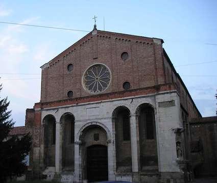 Église des érémitiques de Padoue