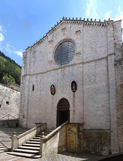 Dôme de Gubbio