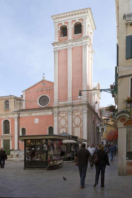 Église San Giovanni Grisostomo