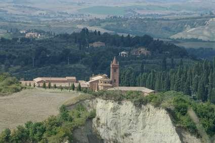 Abbaye territoriale Santa Maria de Monte Oliveto Maggiore