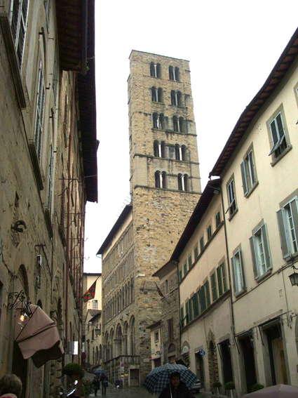 Église Santa Maria della Pieve (Arezzo)