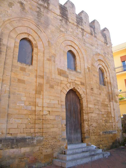 Église San Nicolò Regale