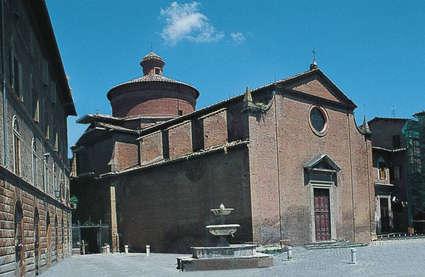Église Santo Spirito (Sienne)