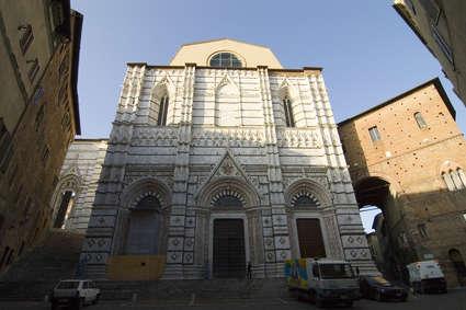 Baptistère San Giovanni (Sienne)