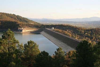 Lac de Montedoglio
