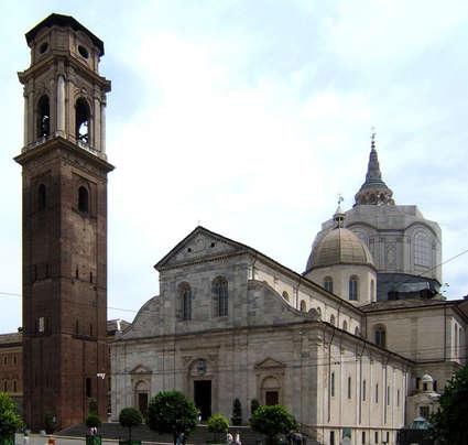 Cathédrale Saint-Jean-Baptiste de Turin