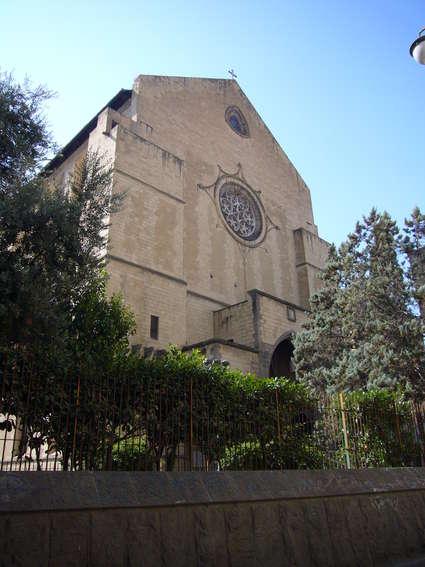 Basilique Santa Chiara de Naples