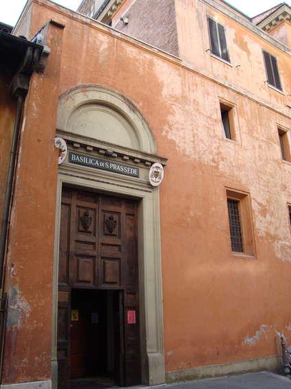 Basilique Santa Prassede