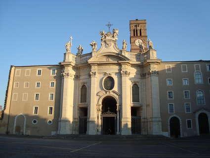 Basilique Sainte-Croix-de-Jérusalem